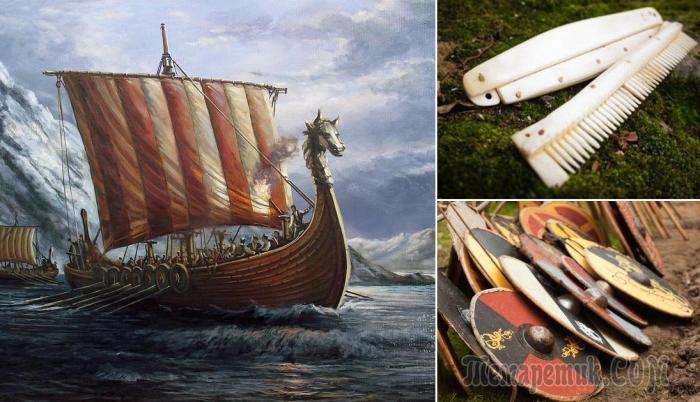 Изобретения викингов, которые могут многое рассказать об их жизни и истории