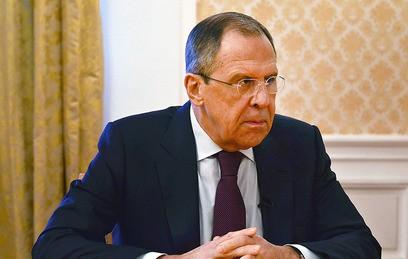 Лавров призвал Керри предостеречь Киев от провокаций