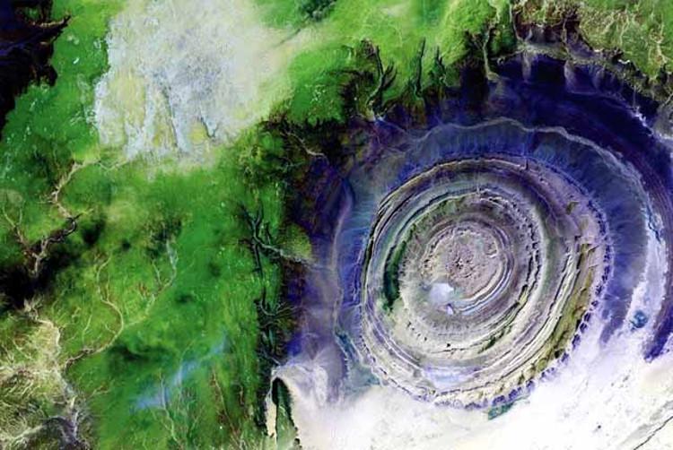 Планета изменяет комплекс видовых структур.