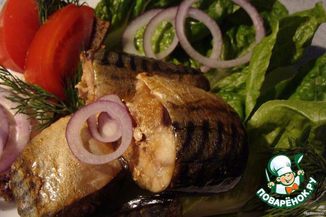 """Закуска из рыбки - 2Золотистое удовольствие"""""""