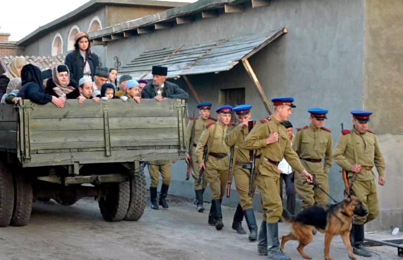 Депортация татар: Что реальн…