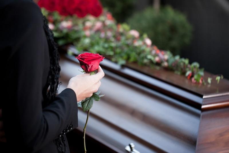 похороны традиции приметы