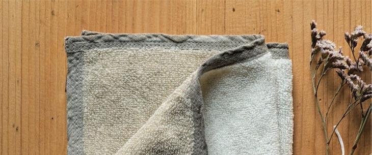 Кухонное махровое полотенце