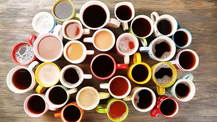 Смертельная доза кофе - не меньше 70 чашек.