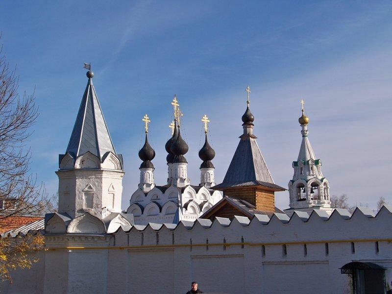 Троицкий монастырь, где хранятся мощи святых Петра и Февронии Города России, Илья Муромец, Муром, красивые места, пейзажи, путешествия, россия
