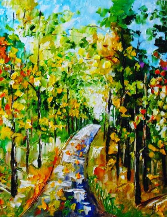 Гениальность и талант настоящего художника. Араик Минасян