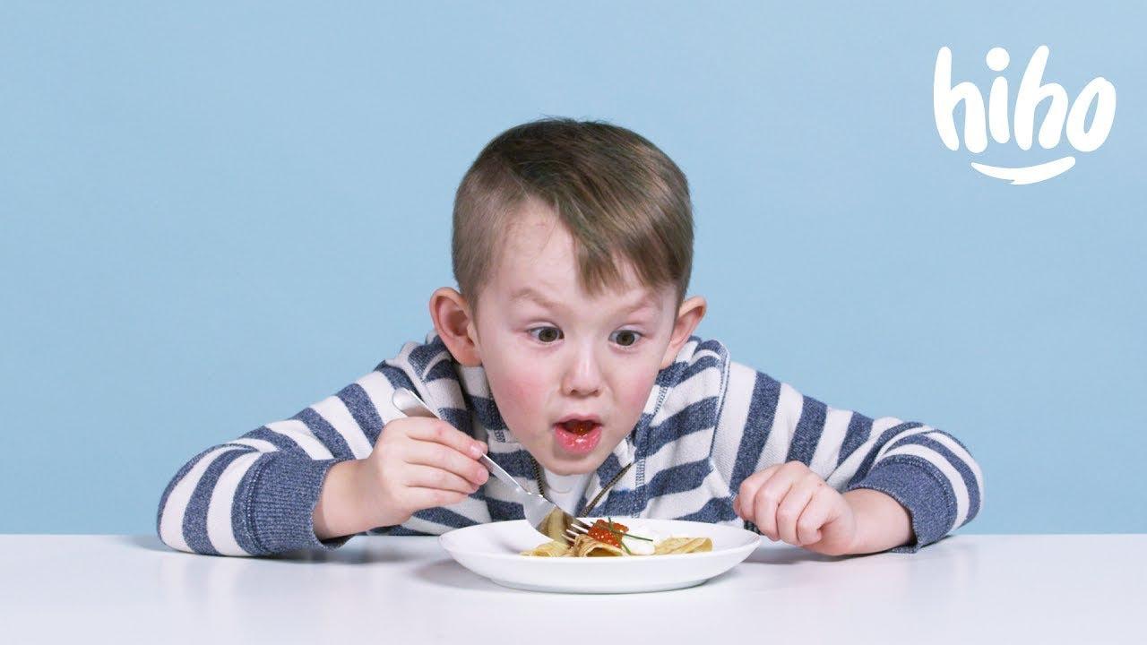 Картинки по запросу Американские Дети Пробуют Русскую Еду!