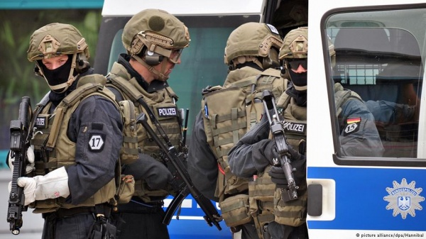 Сорванный теракт вБерлине готовили граждане Франции иРоссии