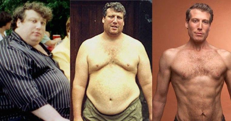 Картинки по запроÑу 7 вещей, которые он Ñделал, чтобы похудеть на 100 кг без диеты