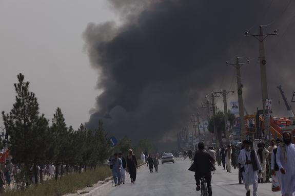 При взрыве мечети во время пятничной молитвы в Афганистане погибли 62 человека