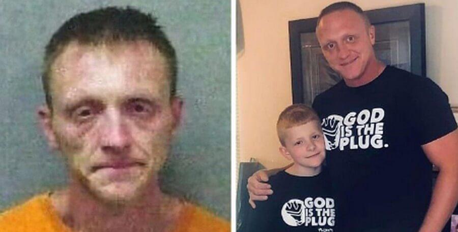 Он жил на наркотиках всю свою жизнь, но смог бросить ради сына