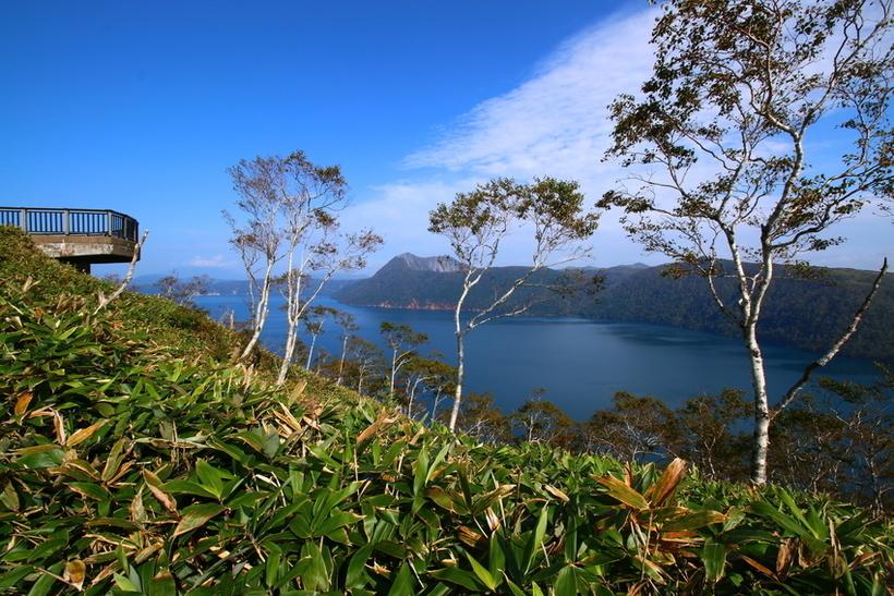Озеро Масю: почему людям запрещено приближаться к самому красивому водоему Японии