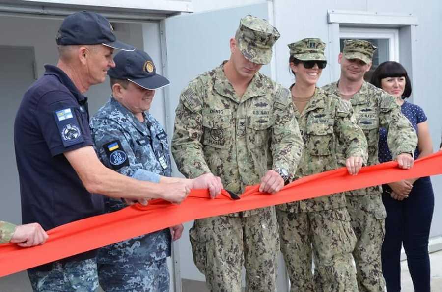 Американцы возводят военные базы прямо на границе с Крымом