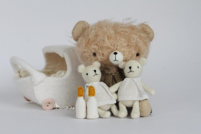 Уютнейший кукольный мир Manomine