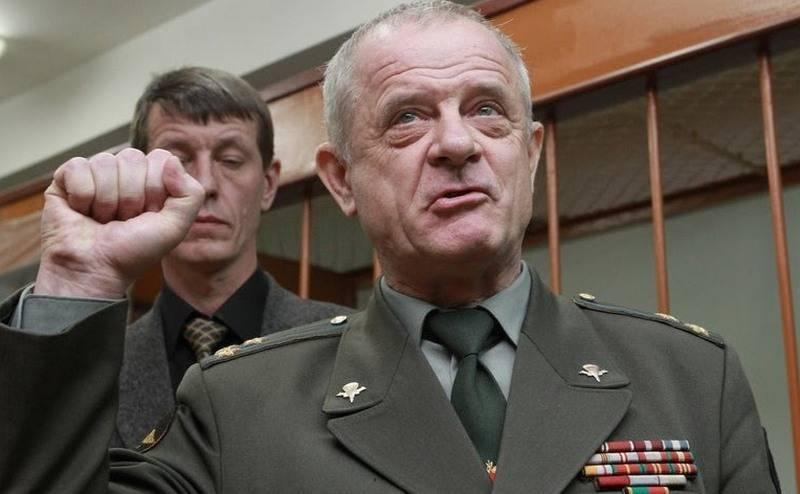 Суд освободил экс-полковника ГРУ Владимира Квачкова