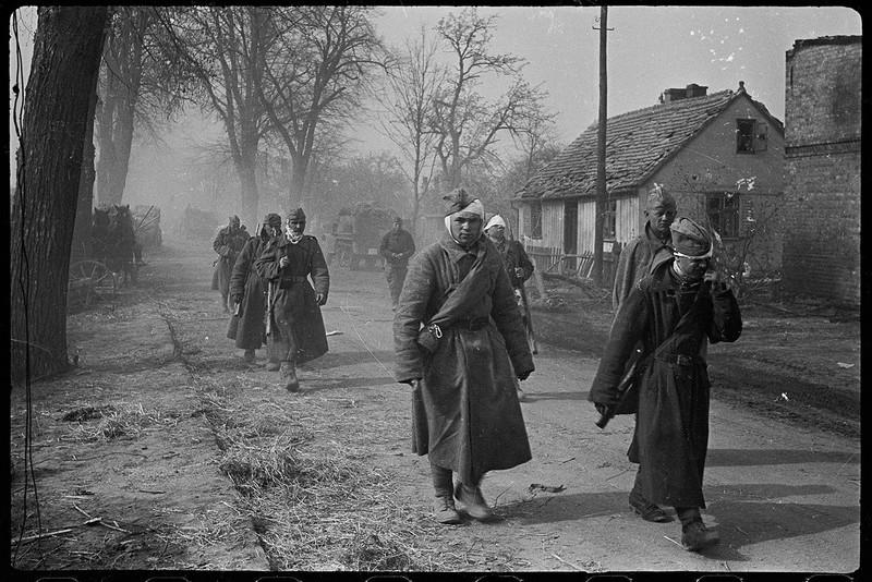 Фронтовые фотографии Второй мировой