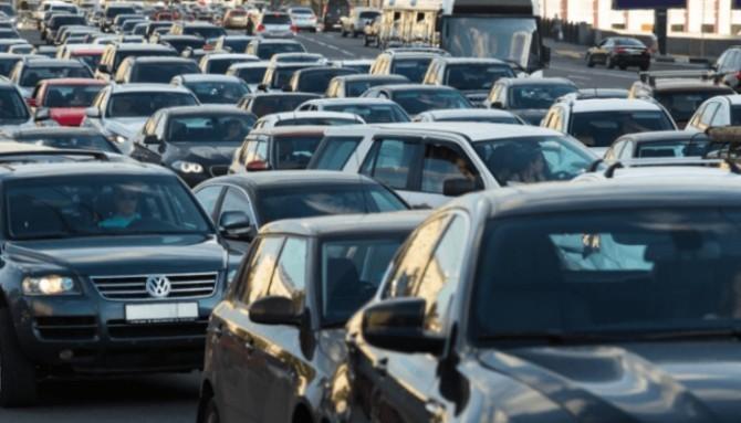 Иномаркам принадлежит 62% российского парка легковых автомобилей