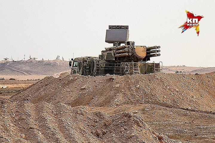 Российские системы ПВО сбили несколько дронов неизвестной принадлежности вблизи базы Хмеймим в Сирии