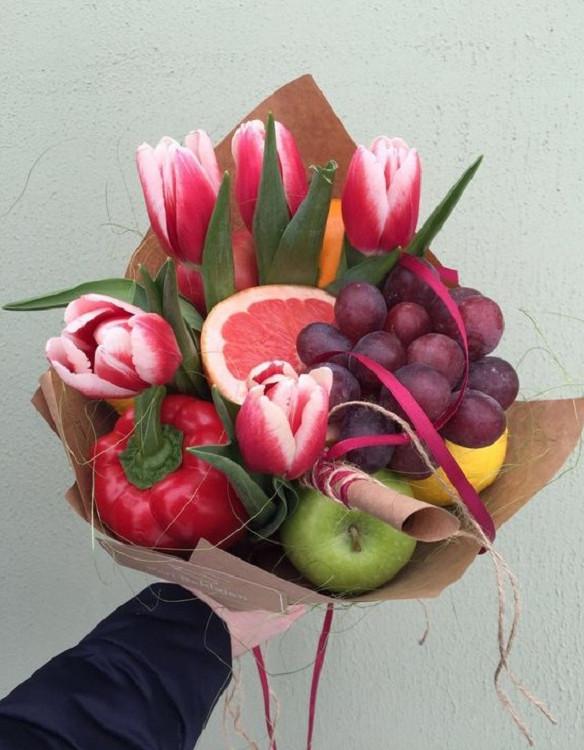 Дарить цветы — банально! 10 идей для нестандартного подарка своими руками…