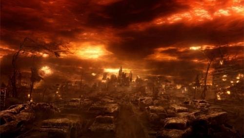 Что мы заслужили: Царствие небесное или геенну огненную?