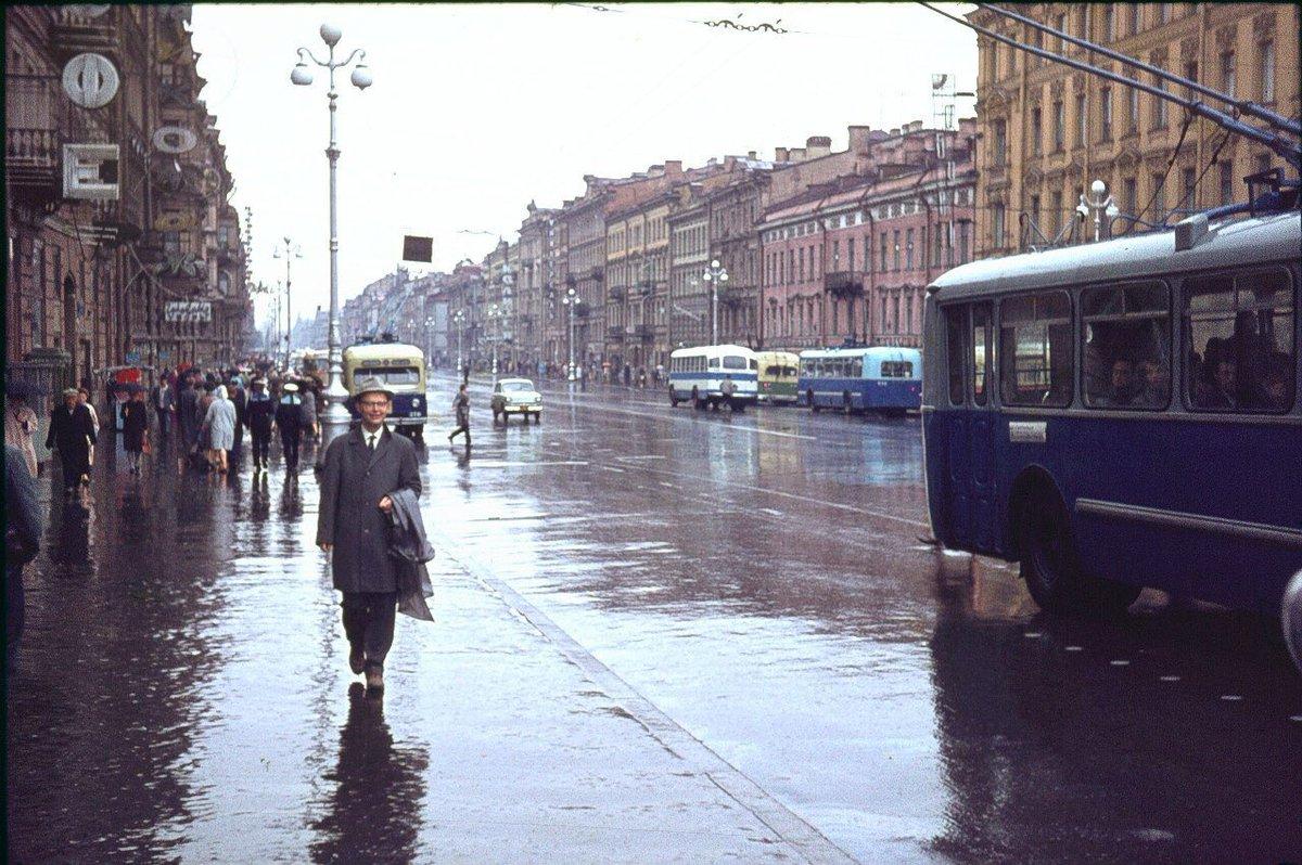 Петербург 1960-х годов