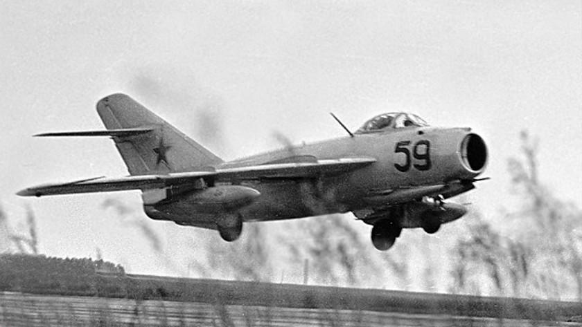 МиГ-17: первый серийный самолёт, превысивший скорость звука