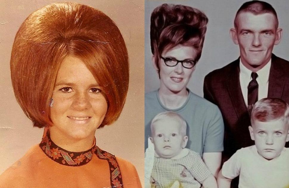 Размер имеет значение - ох уж эти женские прически 60-х