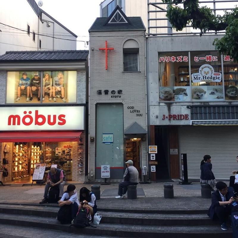 Городские фасады архитектура, дома, здания, киото, маленькие здания, местный колорит, фото, япония