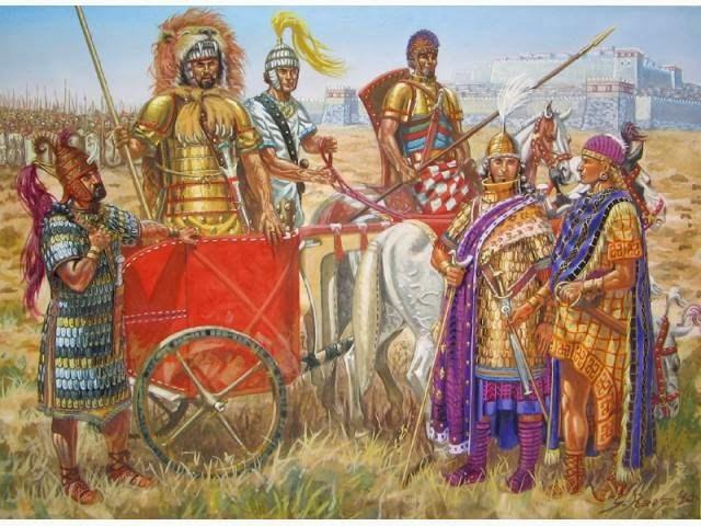 Хетты - древние славяне. Об индоевропейской прародине