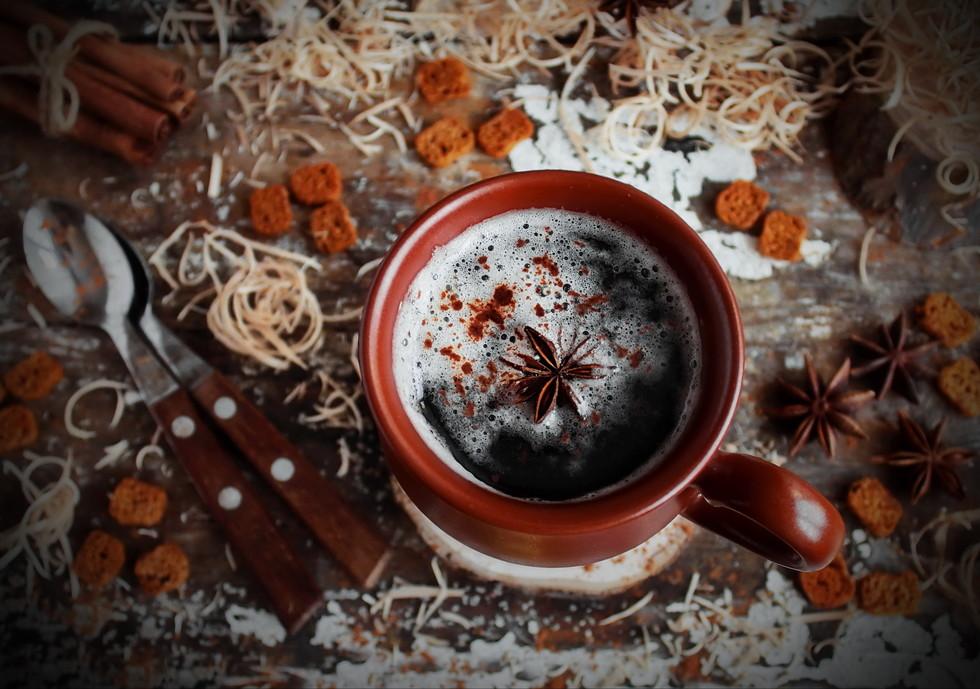 Согреваемся горячими напитками с пряностямив волшебные зимние вечера
