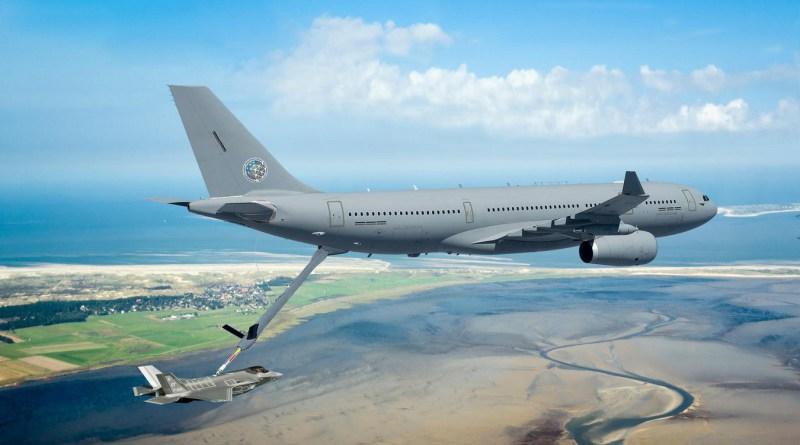 Германия и Норвегия закупают пять самолетов-заправщиков Airbus A330 MRTT