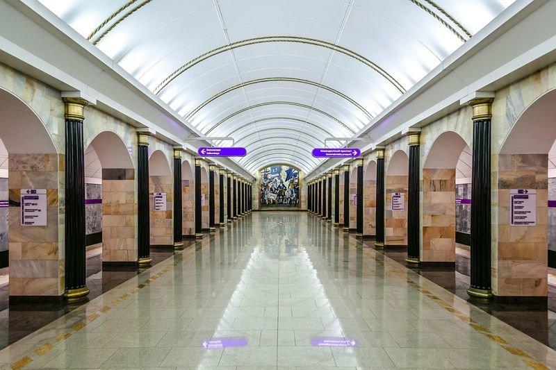 Самая глубокая станция метро история, питер, факты