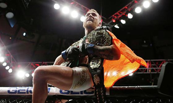 Я устал, я прихожу. Макгрегор принесет UFC первый миллиард долларов?
