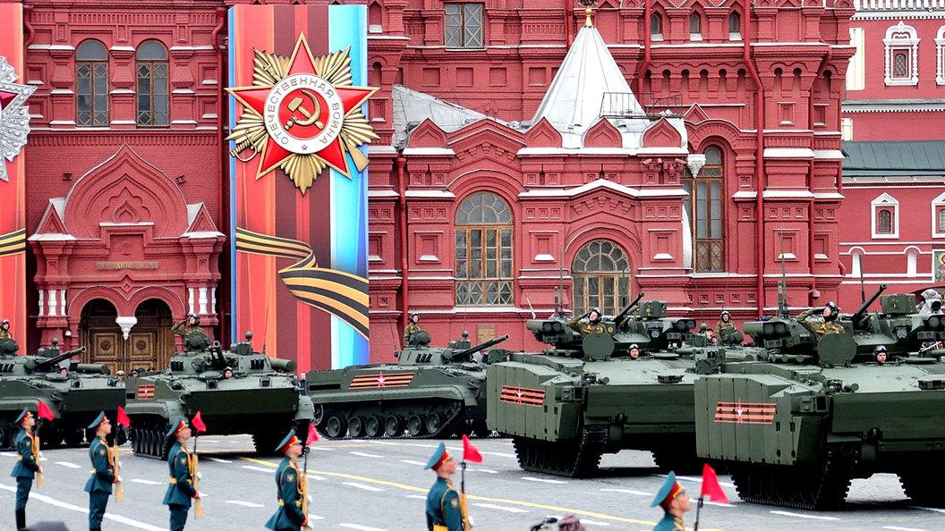 Лучшая в мире бронемашина прошла испытания в России
