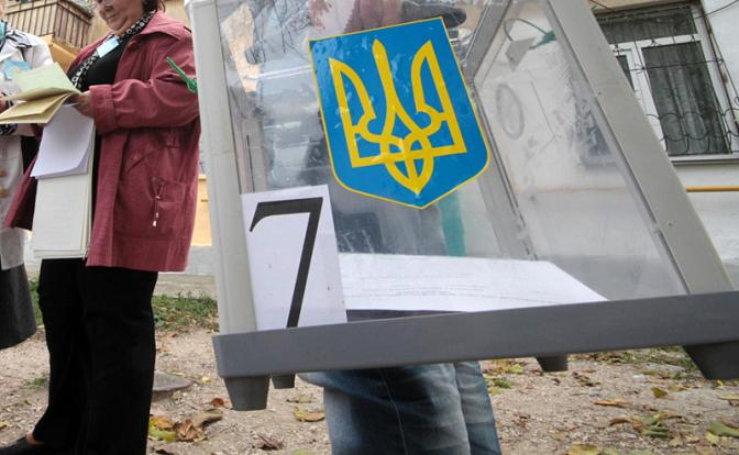 Украинцы без права выбора