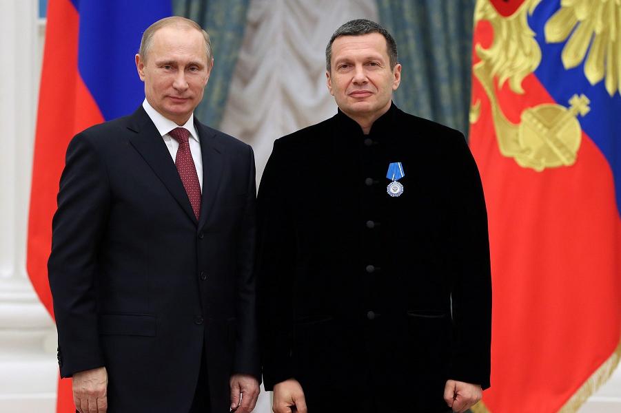 В чем патриотизм, брат? Навальный, Соловьев, богатство и вилла в Италии