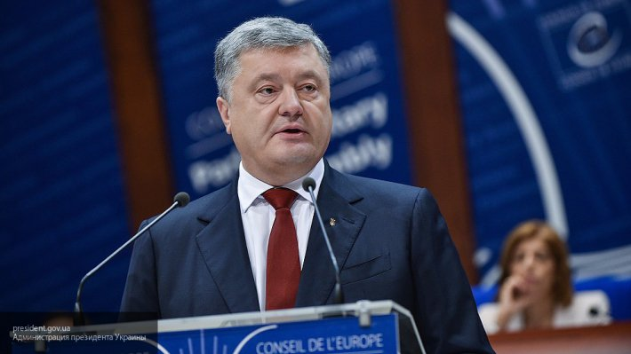 Петр Порошенко предлагает лишить украинских депутатов неприкосновенности
