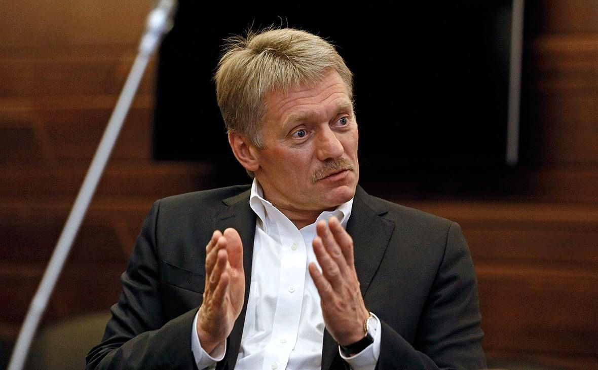 Дмитрий Песков: нынешняя бед…