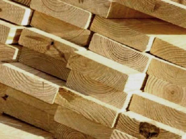 Сборка и установка деревянно…