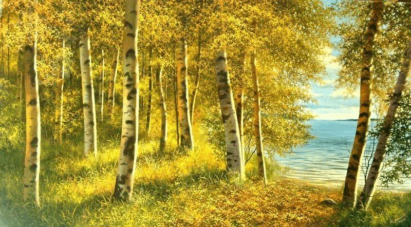 Художник Наталья Абросимова