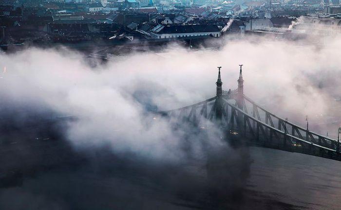 Туман. Автор: Tamas Rizsavi.