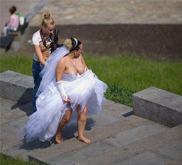 Это безумие?! Нет, это свадьба! Или все ужасы беспощадной русской женитьбы