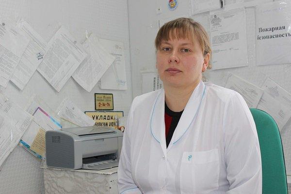 Наталья Нетесова приняла род…
