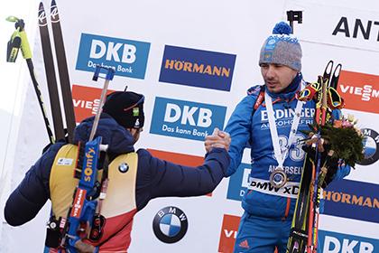 Шипулин поблагодарил Фуркада за возможность победить в индивидуальной гонке