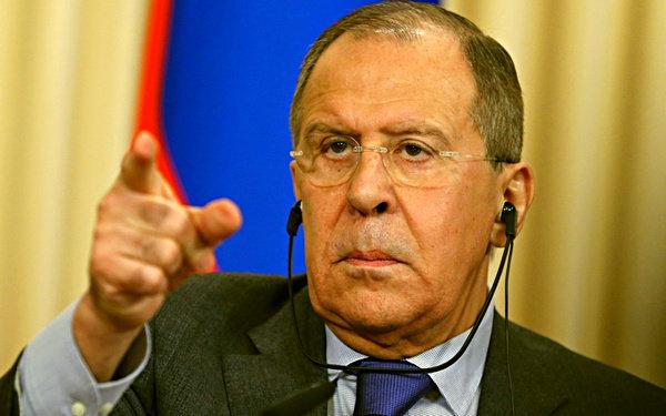 Маски сброшены: Лавров прямо обвинил Запад в организации провокации в Солсбери