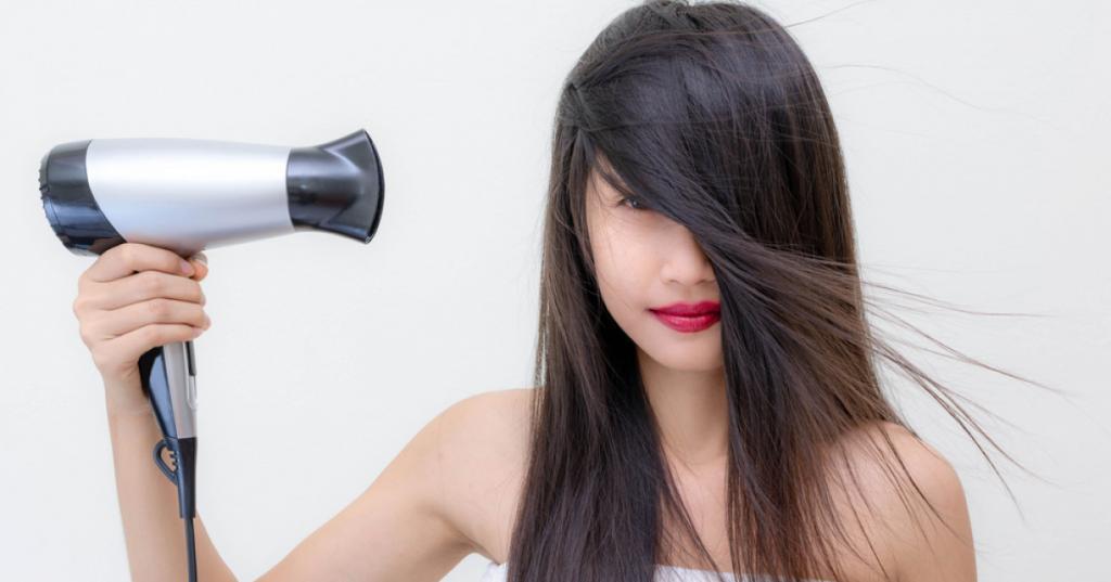 Бесшумный фен для волос: осо…