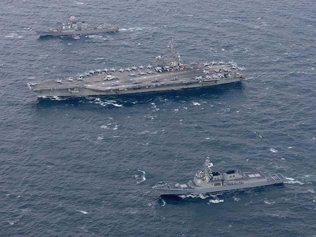 КНДР пригрозила США «неожиданным и невероятным» ударом