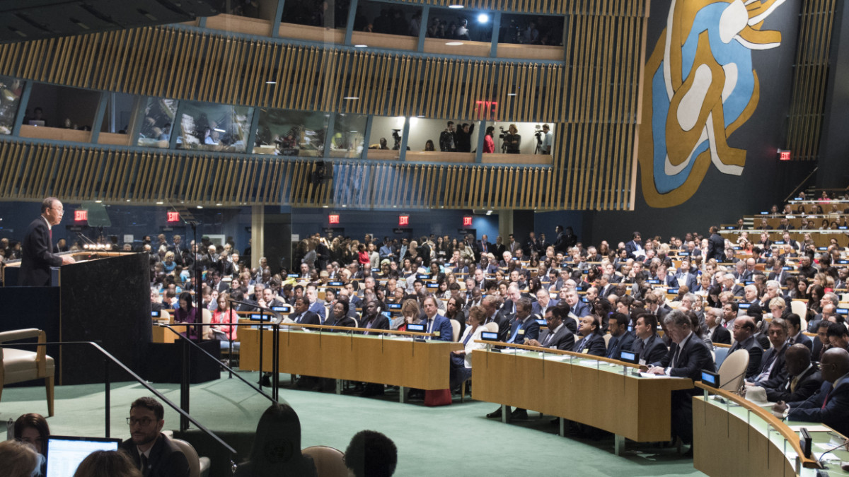 """О чём говорит принятие резолюции по Крыму в ООН: в России заявили о """"вредоносной украинской затее"""""""