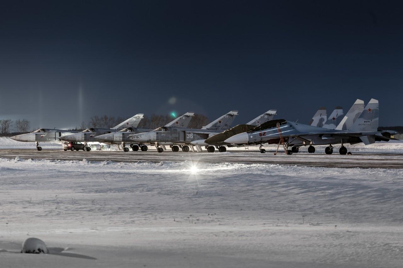 ВКС России поставлен последний истребитель Су-30СМ по гособоронзаказу 2018 года