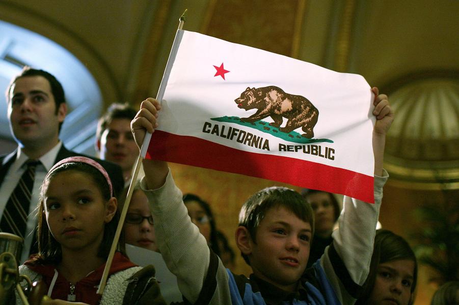 Калифорния на выход? Баба Ва…